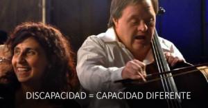La música no entiende de discapacidad