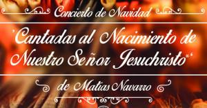 """""""Cantadas al Nacimiento de Nuestro Señor Jesuchristo"""""""