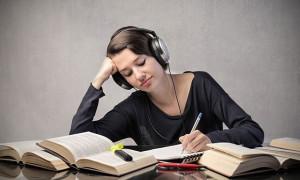 Sorprendente… La Música ayuda a estudiar
