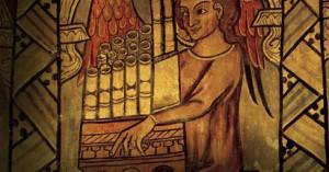 Novis cedunt vetera, un curso para aprender a tocar el Órgano Portativo