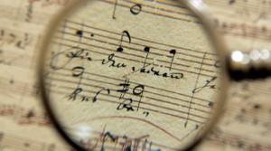 Reconstruyen composiciones musicales del pasado