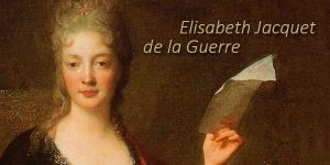 Una de las primeras grandes mujeres compositoras conocidas en la Historia