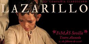 """""""Lazarillo"""" una obra con títeres, máscaras y música antigua en directo"""