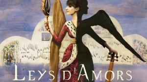 Leys d'Amors en los Claustros de Santo Domingo