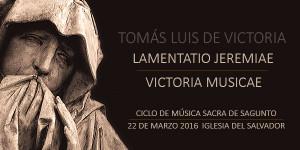 La mirada espiritual de Tomás Luis de Victoria