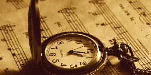 Una reconstrucción cronológica de música alemana