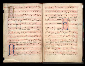 The Old Hall Manuscript, un pilar de la música inglesa