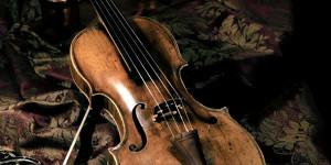 El violín sagrado