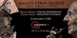 Crean una ópera para conmemorar a Don Quijote