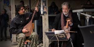 Gran gesto de solidaridad: Jordi Savall toca para los refugiados de Calais