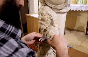 """""""De la piedra a la madera"""" o cómo dar vida a los instrumentos medievales"""