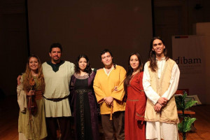 Tercer Encuentro de Música Medieval UAH
