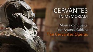 Conmemoración del IV centenario de la muerte de Miguel de Cervantes