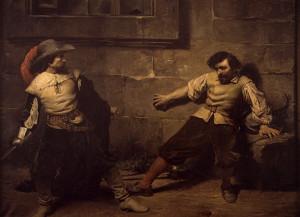 La historia de dos compositores que  se  conocieron  en  un  duelo  al  clave