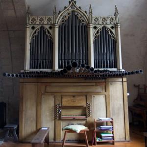 Concierto de corneto y órgano en Santiago de Compostela