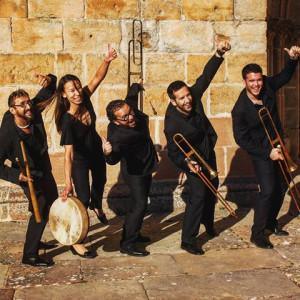 Los sacabuches de Oniria clausurarán la exposición ATÉMPORA de la catedral de Sigüenza