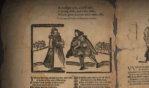 Las broadside ballads inglesas: de las calles a los salones señoriales