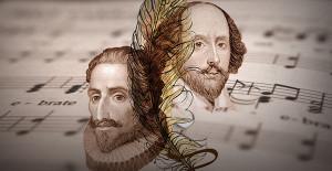 La relación de Cervantes y Shakespeare con la música
