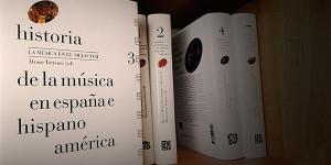 Empiezan a publicarse libros sobre Música Antigua