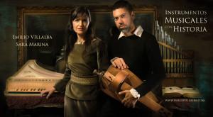 "Exposición ""INSTRUMENTOS MUSICALES CON HISTORIA"""