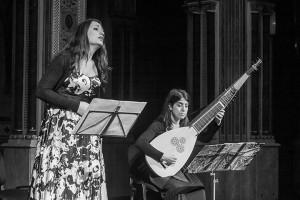 Pasión castellana e italiana en la temporada de recitales de Dolce Rima