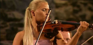 La perfección existe y se llama Mari Silje Samuelsen