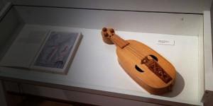 Reproducen una viola de la Puerta de San José de la Catedral de Pamplona