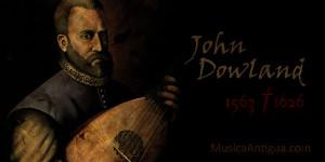 John Dowland y la innovación en la tablatura