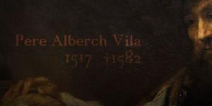 Conmemorando el 500 aniversario del nacimiento de Pere Alberch Vila