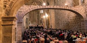 La música antigua vuelve a sonar en pueblos, conventos e iglesias