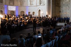 La música como lenguaje universal de la solidaridad, la cultura, la tradición y el patrimonio