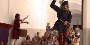 Conciertos didácticos para los más pequeños…  y de pronto, la magia de la música