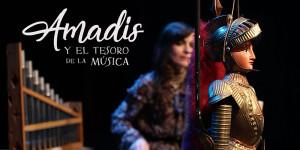Amadís y el Tesoro de la Música, por Emilio Villalba y Sara Marina