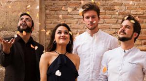 El grupo Cantoría, seleccionado como Ensemble Emergente Europeo