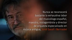 """En materia de música antigua, Sevilla debería ser un ejemplo"""