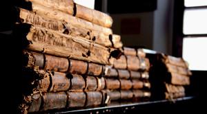 Recuperadas unas partituras de los siglos XVI y XVII en unos registros notariales de Caravaca