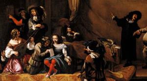 ¿Sonaba música en la commedia dell'arte?