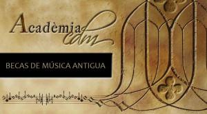 Acadèmia CdM ofrece 17 becas para jóvenes intérpretes de música antigua