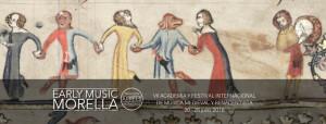 La música antigua volverá a conquistar Morella en su VII edición (del 20 al 26 de julio de 2018)