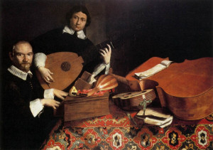 Emilio de' Cavalieri, uno de los teóricos responsables de la revolución musical del Barroco
