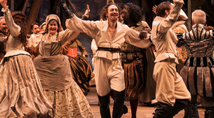 La danza en la Inglaterra de Shakespeare