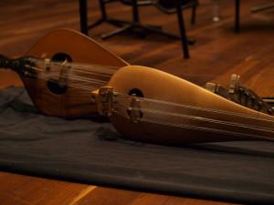 Instrumentos musicales en las Cantigas de Santa María
