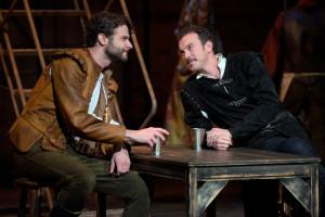 Shakespeare y la música de taberna
