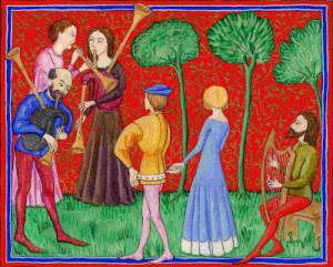Breve aproximación a los tratados de danza del siglo XV