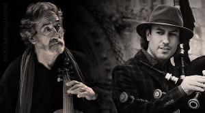 """Jordi Savall y Carlos Núñez unen sus instrumentos en unos """"Diálogos Célticos"""""""