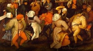 La extraña epidemia de baile que mató a decenas de personas en 1518