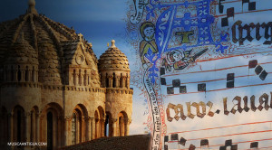 Canto gregoriano con motivo del Aniversario de la Dedicación de la Catedral de Zamora