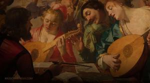 La comedia madrigalesca, entre la polifonía y la música escénica