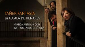 Música antigua en Alcalá de Henares