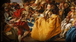 Una aproximación a la mascarada inglesa